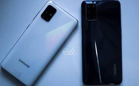 Samsung и Oppo будут собирать смартфоны в Турции