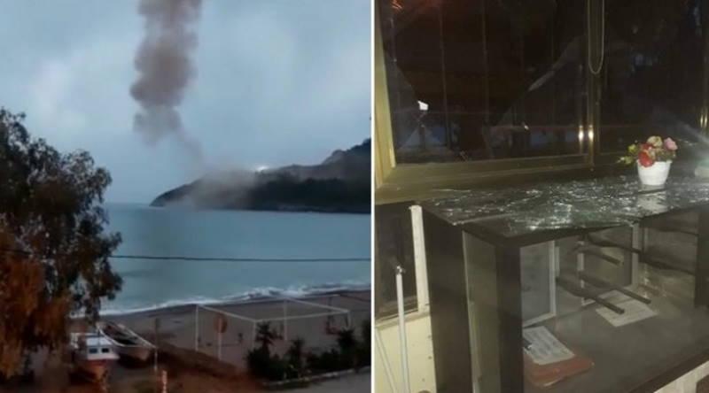 86 домов пострадали после взрыва на площадке АЭС Аккую