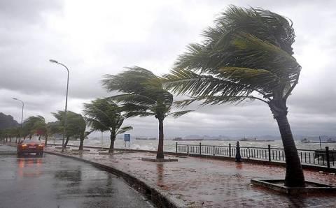 2 дня ураганов, 5 дней дождей и резкое похолодание