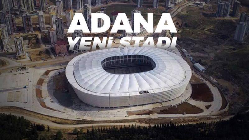 Дерби Аданы пройдет на новом стадионе