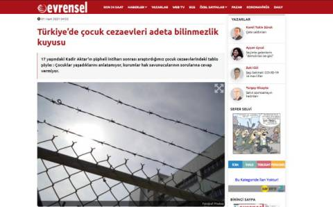 Детские тюрьмы в Турции — омут неизвестности
