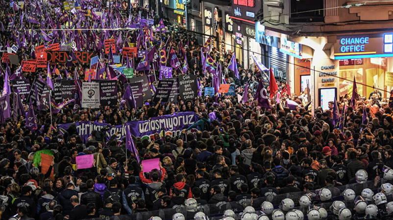 Что такое 8 марта в Турции?