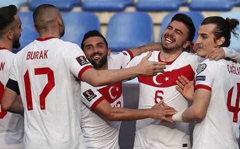 Форма сборной Турции в десятке красивейших на Евро 2020