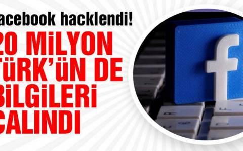 20 млн турецких пользователей Facebook были взломаны