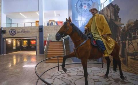 Первый в Турции музей полиции приглашает гостей