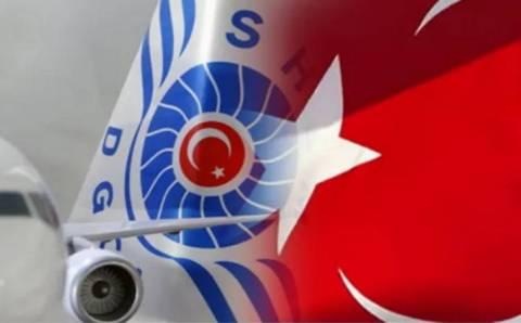 Турция опровергает слухи о синих печатях и приостановке рейсов