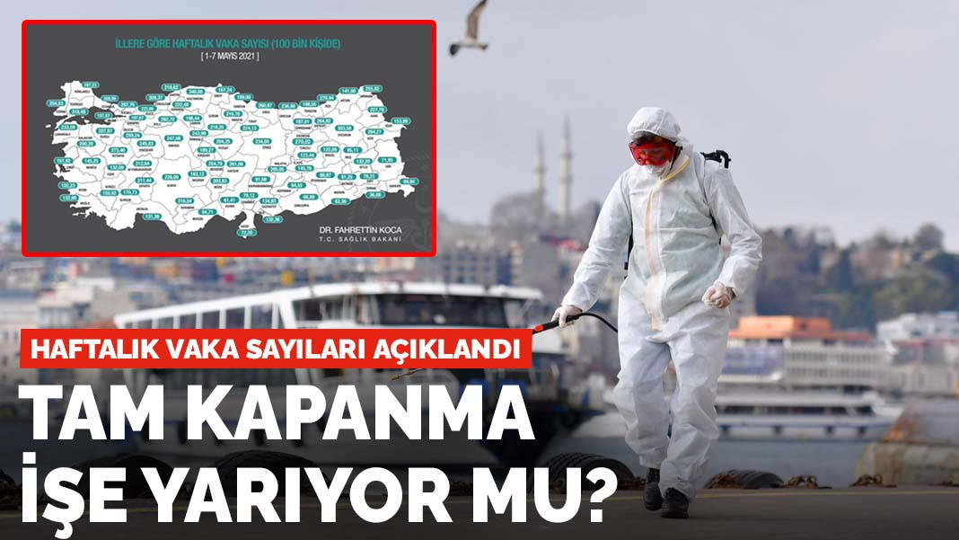 Юг Турции быстрее всего покидает красную зону