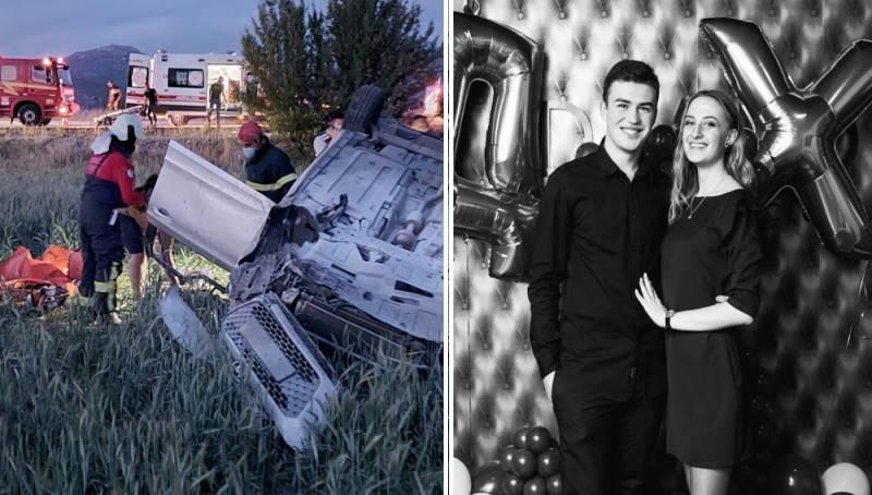 Двое украинцев погибли в ДТП, еще двое – в больнице