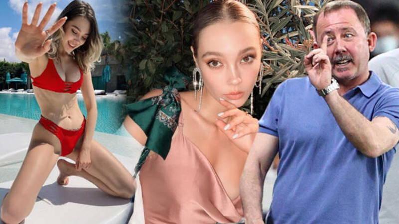Тренер Бешикташа закрутил роман с моделью из Украины