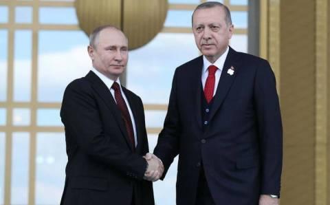 Россия поможет Турции дополнительной техникой