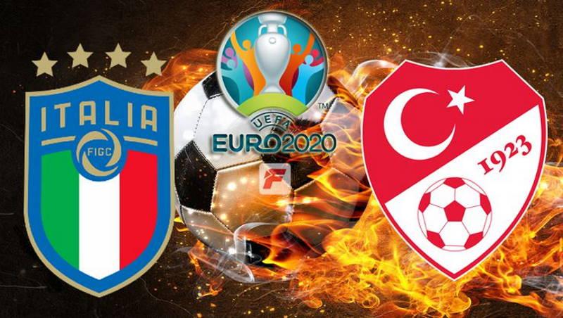 Старт ЕВРО 2020: Италия сегодня сразится с Турцией