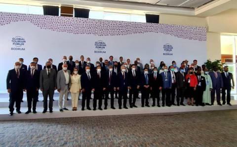 В Бодруме стартовал Всемирный туристический форум