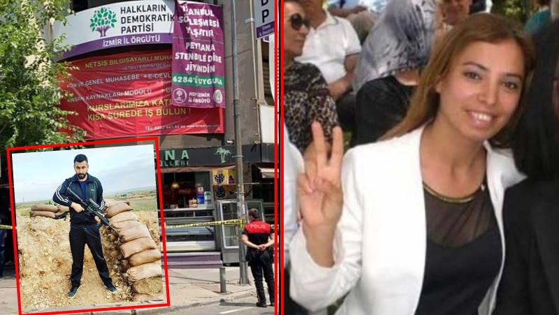 Нападение на офис HDP в Измире: 1 убитая девушка