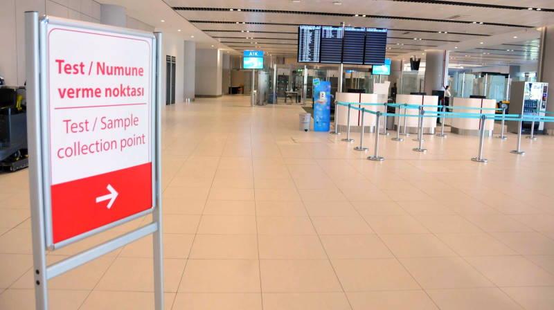 Турция будет выборочно проверять туристов в аэропортах