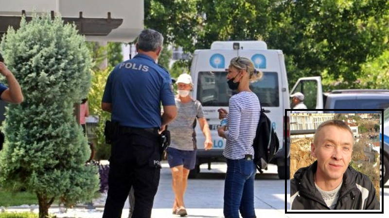 Россиянина нашли мертвым в квартире в Анталии