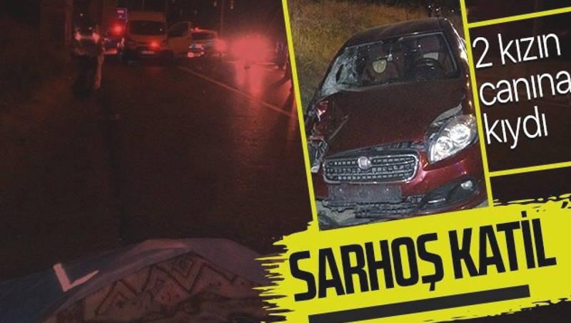 Пьяный водитель стал причиной гибели двух девушек