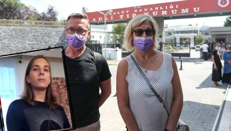 Родители пропавшего студента настояли на анализе ДНК