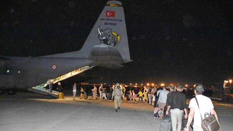 Анкара продолжает эвакуацию своих граждан из Кабула