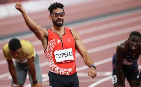 ОИ-2020: Турецкий легкоатлет вышел в финал