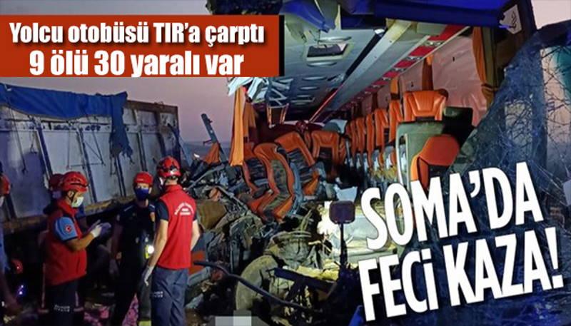 Автобус не доехал из Измира в Стамбул: 9 погибших, 30 пострадавших