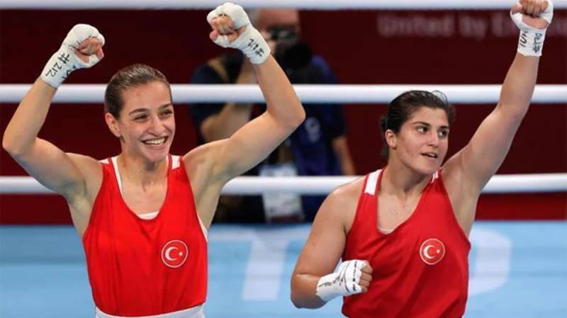 ОИ-2020: Женский бокс приносит Турции золото и серебро