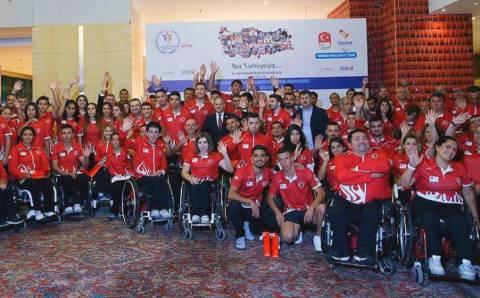 Турция завоевала 15 медалей на Паралимпиаде-2020