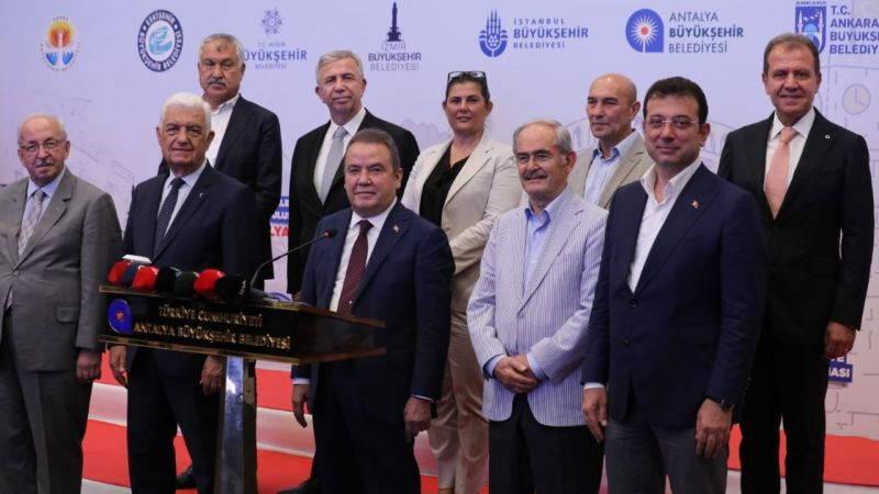 Десятка самых успешных мэров городов Турции
