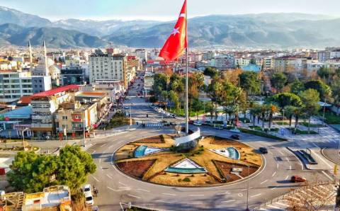 Измир и Османие присоединились к «синим» провинциям