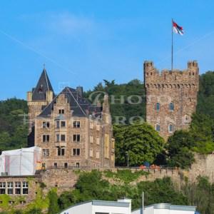 Burg Klopp in Bingen am Rhein - News vom Rhein
