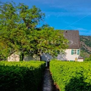 Pfarrgarten Oberwesel-9430 - News vom Rhein
