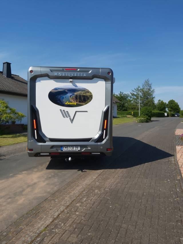 Wohnmobil Dekoration