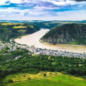 Oberwesel Rheinkurve DJI_0456-HDR - News vom Rhein