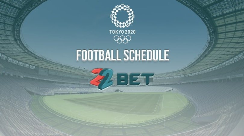 Tokyo Olympics Football Schedules and Groups
