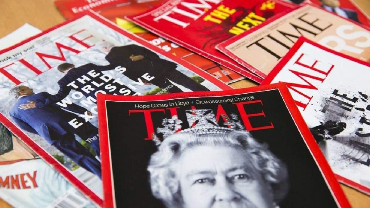 Журнал TIME вперше за 100 років змінив логотип – фото