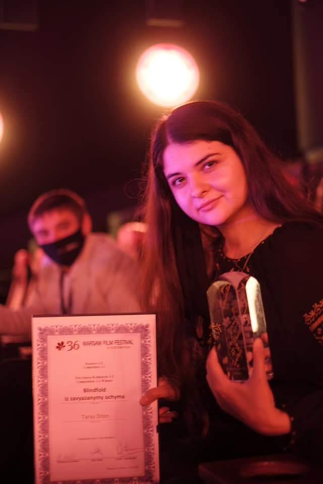 Фильм С завязанными глазами победил на кинофестивале в Польше