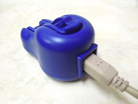 ICチップのリセッター USBケーブル接続