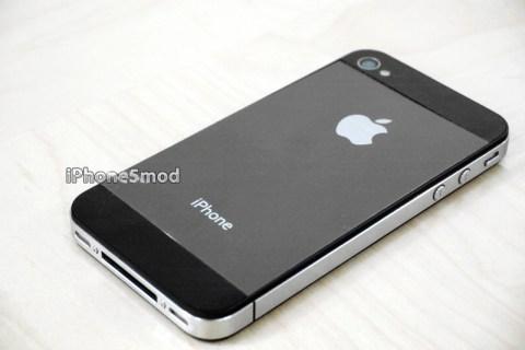 iPhone5変身キット ブラック