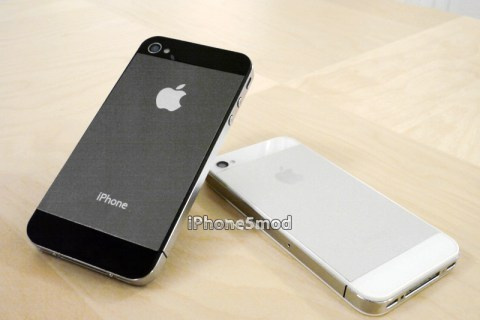 iPhone5変身キット