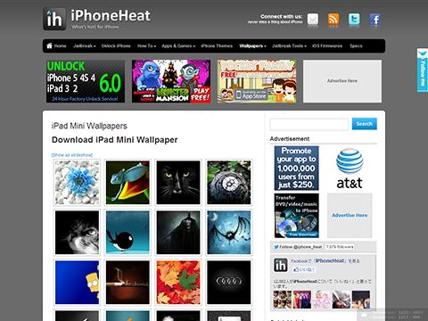 iPad Mini Wallpapers - iPhoneHeat