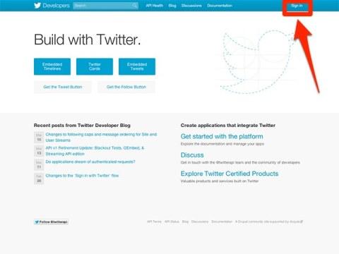 Twitter Developers