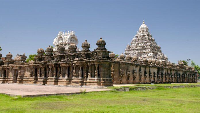 Kailasanathar-temple-kaanchi-puram