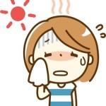 今知っておきたい熱中症の16の症状!頭痛や眠気、吐き気も