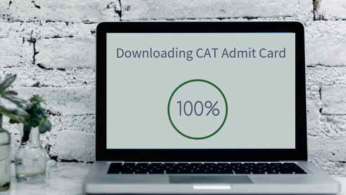 CAT 2018 Admit Card Released