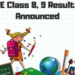 ANTHE Class 8, 9 2018 Result Announced