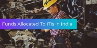 Funds Allocated To ITIs in India