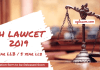 MH LAWCET 2019 Application Form