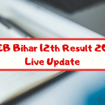 BSEB Bihar 12th Result 2019_ Live Update
