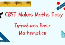 CBSE Maths