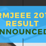 SRMJEEE 2019 Result Announced
