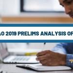 LIC AAO Prelims Analysis 2019 of Day 1